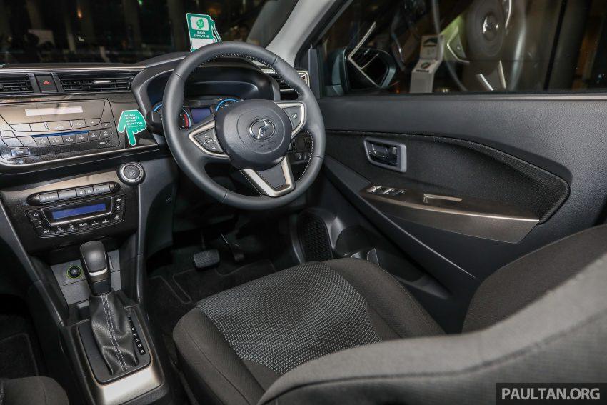 安全毋庸置疑! 全新 Perodua Myvi 获 ASEAN NCAP 5星! Image #49196