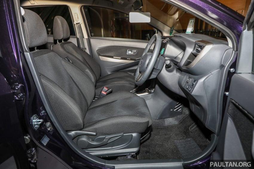 安全毋庸置疑! 全新 Perodua Myvi 获 ASEAN NCAP 5星! Image #49198
