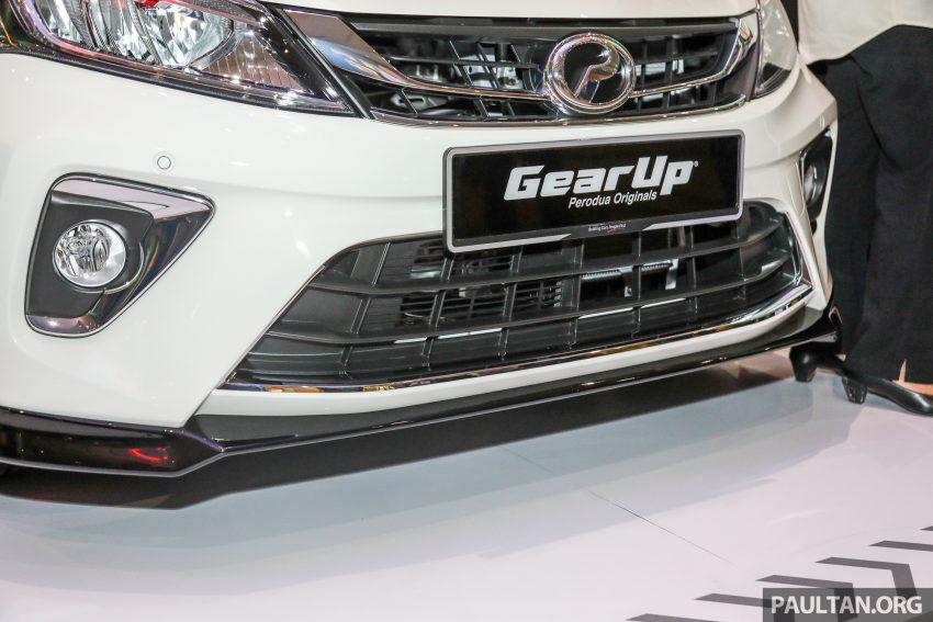 第三代 Perodua Myvi Gear Up 套件详细完整配备剖析! Image #49000