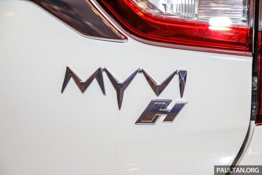 第三代 Perodua Myvi Gear Up 套件详细完整配备剖析! Image #49012