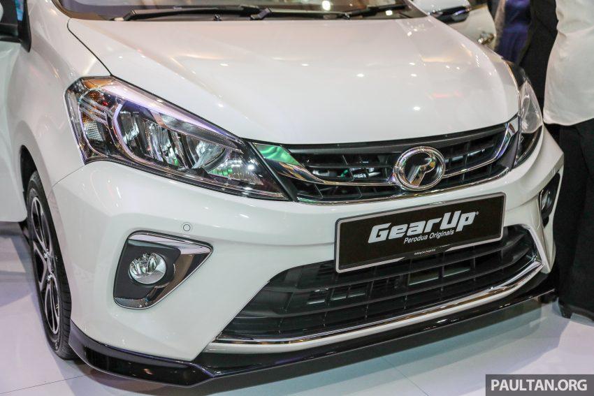 第三代 Perodua Myvi Gear Up 套件详细完整配备剖析! Image #48997