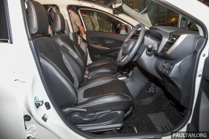 第三代 Perodua Myvi Gear Up 套件详细完整配备剖析! Image #49029