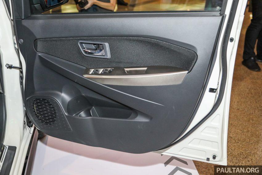 第三代 Perodua Myvi Gear Up 套件详细完整配备剖析! Image #49033