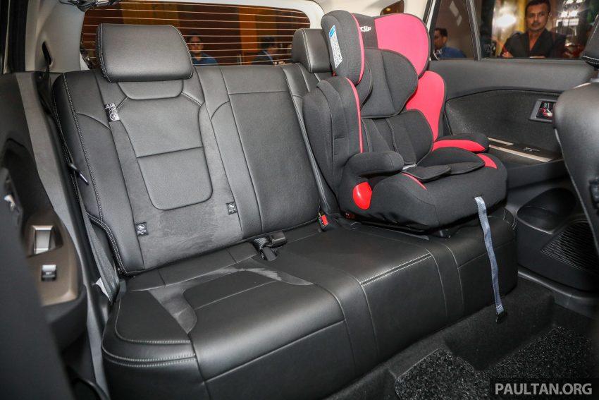 第三代 Perodua Myvi Gear Up 套件详细完整配备剖析! Image #49036