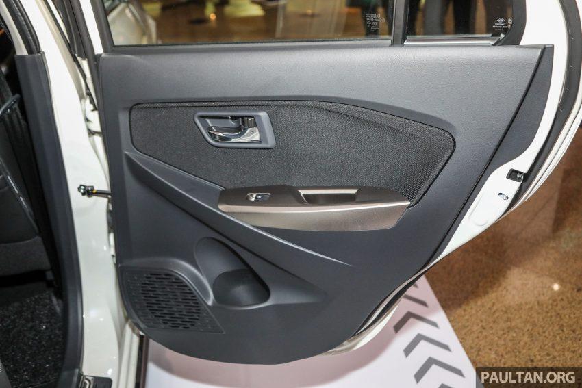 第三代 Perodua Myvi Gear Up 套件详细完整配备剖析! Image #49038