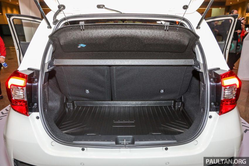 第三代 Perodua Myvi Gear Up 套件详细完整配备剖析! Image #49039
