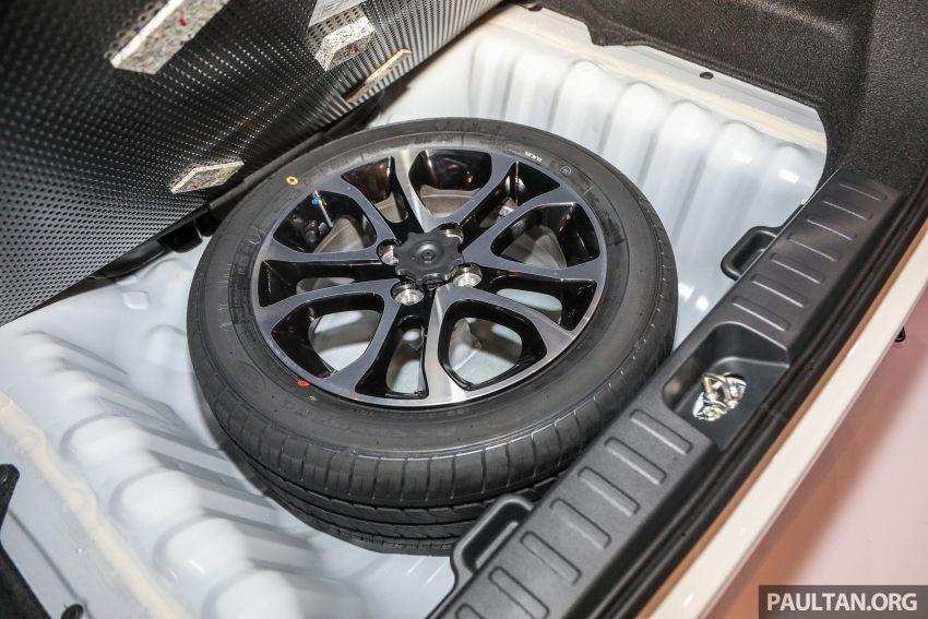 第三代 Perodua Myvi Gear Up 套件详细完整配备剖析! Image #49040