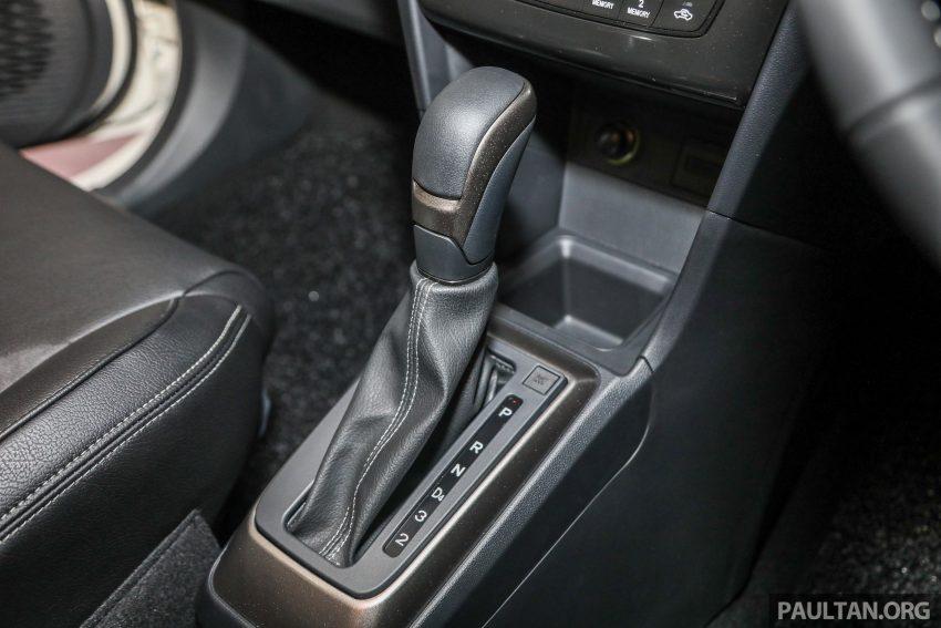 第三代 Perodua Myvi Gear Up 套件详细完整配备剖析! Image #49022