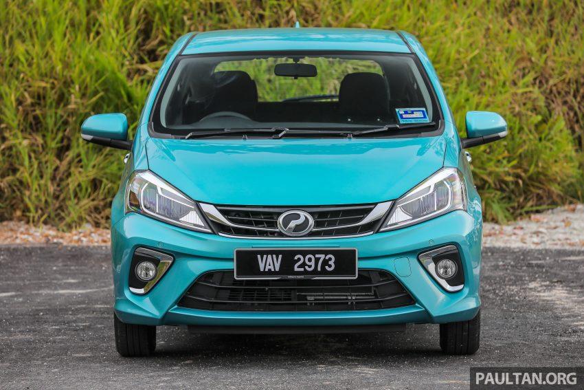 """图集:大马国民车,全新三代 Perodua Myvi 1.5 Advance 与 1.3 Premium X 实车照对比!哪一款才是您""""那杯茶""""? Image #49377"""