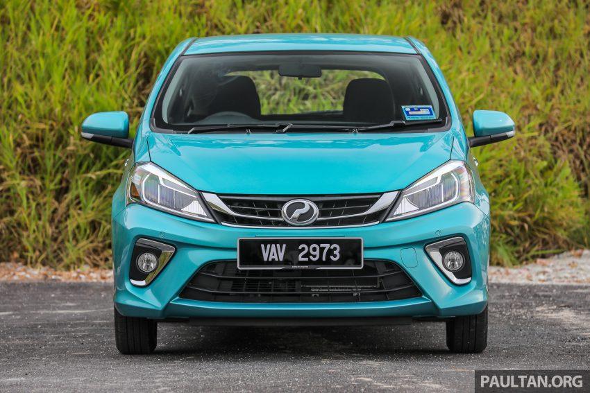 """图集:大马国民车,全新三代 Perodua Myvi 1.5 Advance 与 1.3 Premium X 实车照对比!哪一款才是您""""那杯茶""""? Image #49378"""