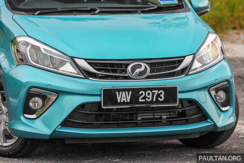 """图集:大马国民车,全新三代 Perodua Myvi 1.5 Advance 与 1.3 Premium X 实车照对比!哪一款才是您""""那杯茶""""? Image #49381"""