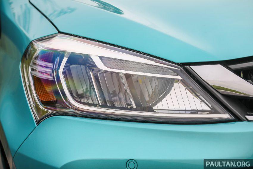 """图集:大马国民车,全新三代 Perodua Myvi 1.5 Advance 与 1.3 Premium X 实车照对比!哪一款才是您""""那杯茶""""? Image #49382"""