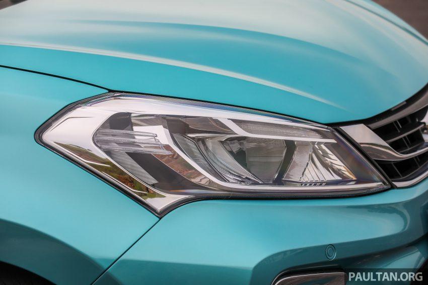 """图集:大马国民车,全新三代 Perodua Myvi 1.5 Advance 与 1.3 Premium X 实车照对比!哪一款才是您""""那杯茶""""? Image #49383"""