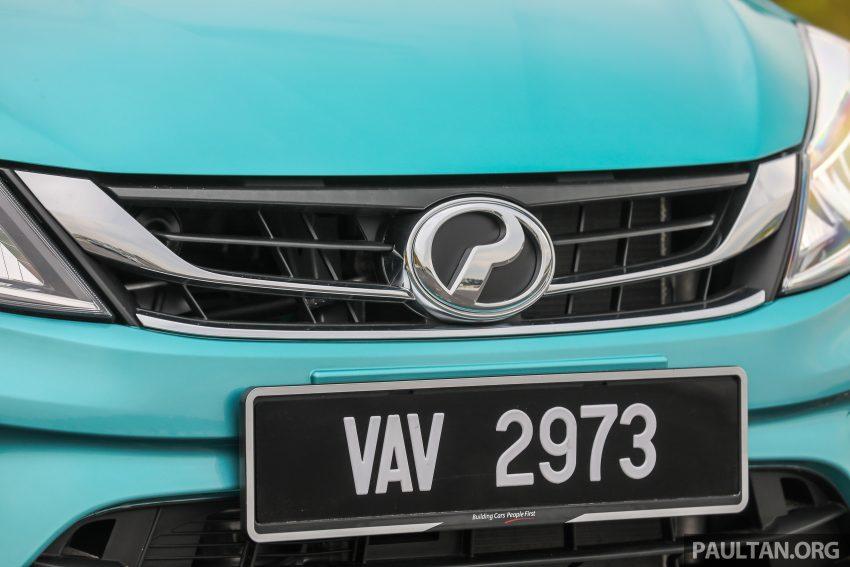 """图集:大马国民车,全新三代 Perodua Myvi 1.5 Advance 与 1.3 Premium X 实车照对比!哪一款才是您""""那杯茶""""? Image #49385"""