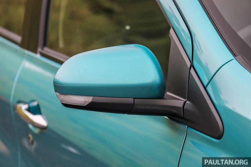"""图集:大马国民车,全新三代 Perodua Myvi 1.5 Advance 与 1.3 Premium X 实车照对比!哪一款才是您""""那杯茶""""? Image #49388"""