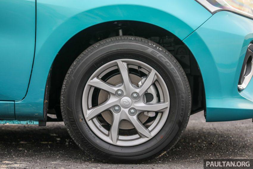"""图集:大马国民车,全新三代 Perodua Myvi 1.5 Advance 与 1.3 Premium X 实车照对比!哪一款才是您""""那杯茶""""? Image #49391"""