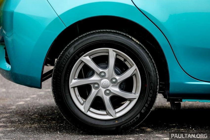 """图集:大马国民车,全新三代 Perodua Myvi 1.5 Advance 与 1.3 Premium X 实车照对比!哪一款才是您""""那杯茶""""? Image #49392"""