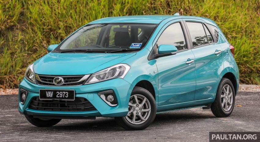 """图集:大马国民车,全新三代 Perodua Myvi 1.5 Advance 与 1.3 Premium X 实车照对比!哪一款才是您""""那杯茶""""? Image #49369"""