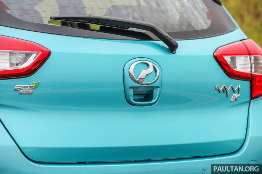 """图集:大马国民车,全新三代 Perodua Myvi 1.5 Advance 与 1.3 Premium X 实车照对比!哪一款才是您""""那杯茶""""? Image #49397"""