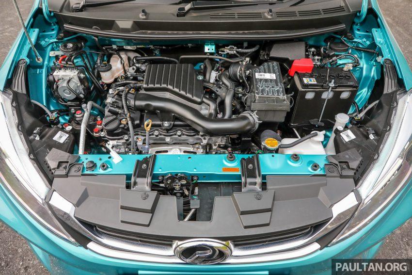 """图集:大马国民车,全新三代 Perodua Myvi 1.5 Advance 与 1.3 Premium X 实车照对比!哪一款才是您""""那杯茶""""? Image #49402"""