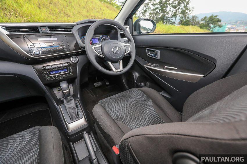 """图集:大马国民车,全新三代 Perodua Myvi 1.5 Advance 与 1.3 Premium X 实车照对比!哪一款才是您""""那杯茶""""? Image #49421"""