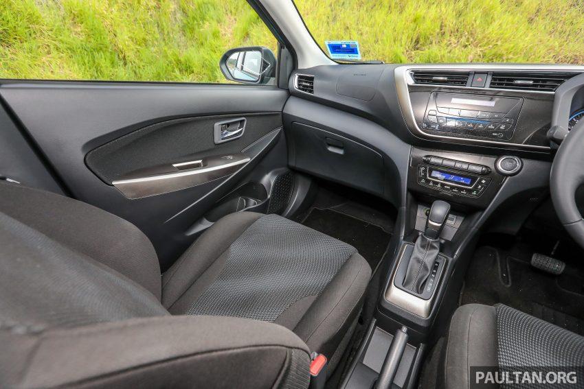"""图集:大马国民车,全新三代 Perodua Myvi 1.5 Advance 与 1.3 Premium X 实车照对比!哪一款才是您""""那杯茶""""? Image #49422"""