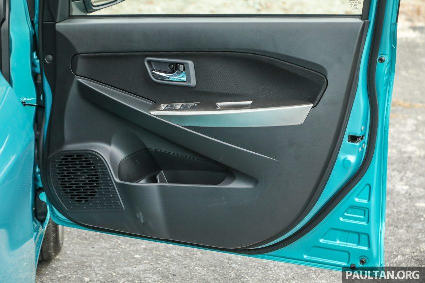 """图集:大马国民车,全新三代 Perodua Myvi 1.5 Advance 与 1.3 Premium X 实车照对比!哪一款才是您""""那杯茶""""? Image #49429"""
