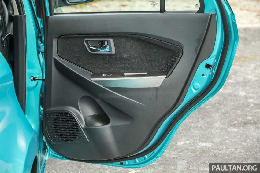 """图集:大马国民车,全新三代 Perodua Myvi 1.5 Advance 与 1.3 Premium X 实车照对比!哪一款才是您""""那杯茶""""? Image #49435"""