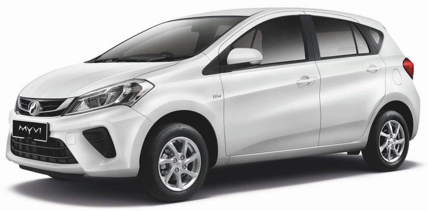 全新 Perodua Myvi 终于正式面市了,价格RM44-55K,全车系标配VSC+TRC以及LED头灯,顶配等级还有ASA! Image #48750