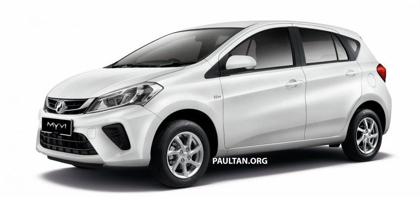 Perodua Myvi 面世12年, 一起来回顾这款国民车的进化史! Image #48882