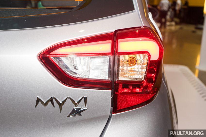 全新 Perodua Myvi 终于正式面市了,价格RM44-55K,全车系标配VSC+TRC以及LED头灯,顶配等级还有ASA! Image #49103