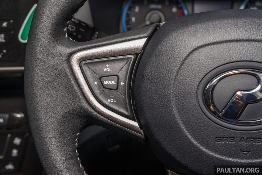 全新 Perodua Myvi 终于正式面市了,价格RM44-55K,全车系标配VSC+TRC以及LED头灯,顶配等级还有ASA! Image #49110