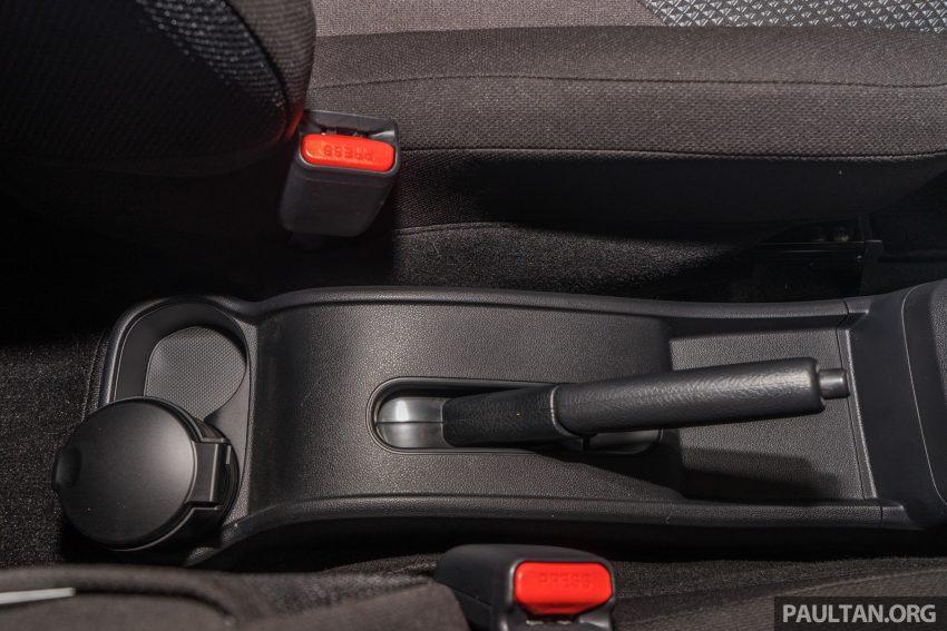 全新 Perodua Myvi 终于正式面市了,价格RM44-55K,全车系标配VSC+TRC以及LED头灯,顶配等级还有ASA! Image #49123