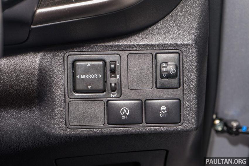 全新 Perodua Myvi 终于正式面市了,价格RM44-55K,全车系标配VSC+TRC以及LED头灯,顶配等级还有ASA! Image #49127