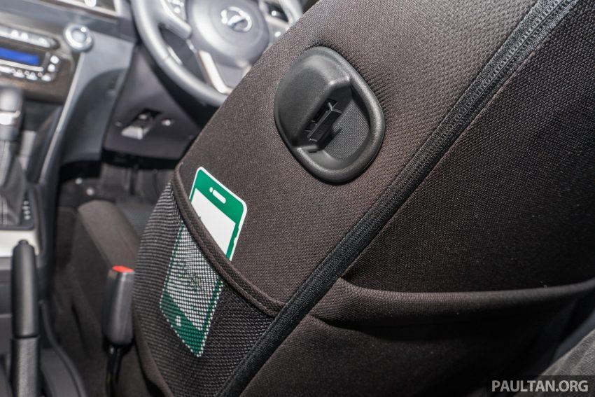 全新 Perodua Myvi 终于正式面市了,价格RM44-55K,全车系标配VSC+TRC以及LED头灯,顶配等级还有ASA! Image #49133