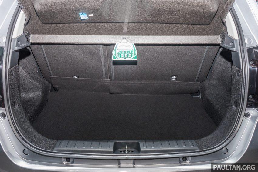全新 Perodua Myvi 终于正式面市了,价格RM44-55K,全车系标配VSC+TRC以及LED头灯,顶配等级还有ASA! Image #49135