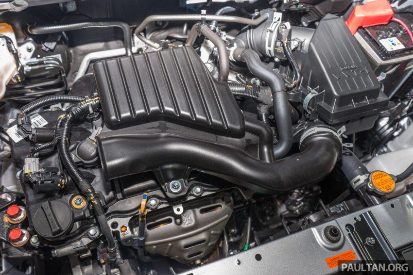 全新 Perodua Myvi 终于正式面市了,价格RM44-55K,全车系标配VSC+TRC以及LED头灯,顶配等级还有ASA! Image #49137