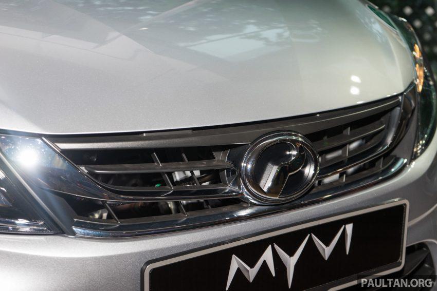 全新 Perodua Myvi 终于正式面市了,价格RM44-55K,全车系标配VSC+TRC以及LED头灯,顶配等级还有ASA! Image #49096
