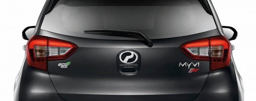 全新 Perodua Myvi 终于正式面市了,价格RM44-55K,全车系标配VSC+TRC以及LED头灯,顶配等级还有ASA! Image #48757