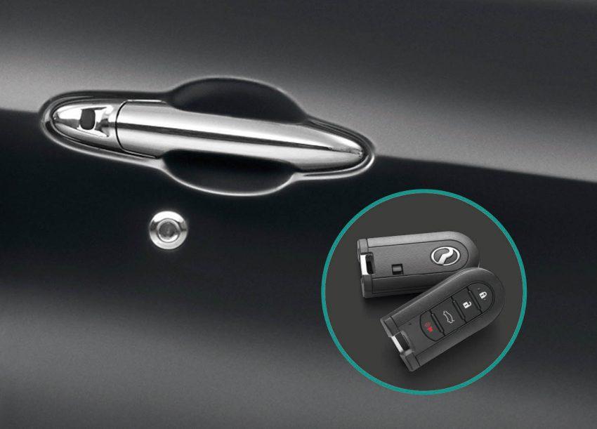 全新 Perodua Myvi 终于正式面市了,价格RM44-55K,全车系标配VSC+TRC以及LED头灯,顶配等级还有ASA! Image #48759