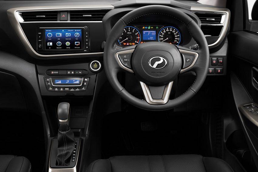 全新 Perodua Myvi 终于正式面市了,价格RM44-55K,全车系标配VSC+TRC以及LED头灯,顶配等级还有ASA! Image #48763
