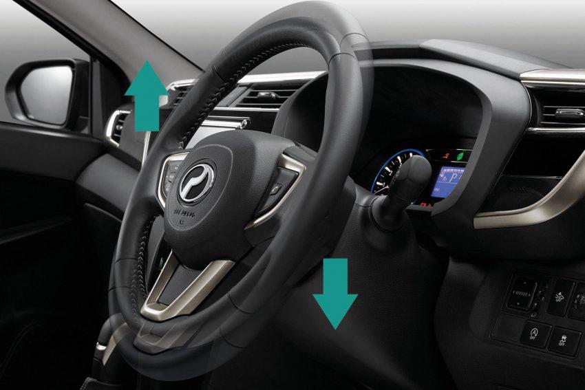 全新 Perodua Myvi 终于正式面市了,价格RM44-55K,全车系标配VSC+TRC以及LED头灯,顶配等级还有ASA! Image #48764