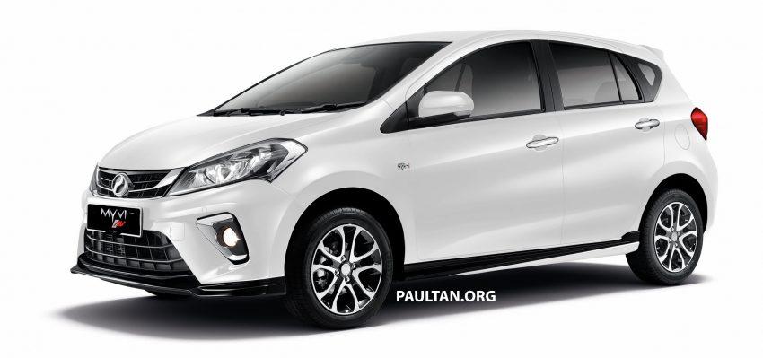 Perodua Myvi 面世12年, 一起来回顾这款国民车的进化史! Image #48888