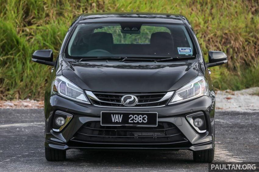 """图集:大马国民车,全新三代 Perodua Myvi 1.5 Advance 与 1.3 Premium X 实车照对比!哪一款才是您""""那杯茶""""? Image #49449"""