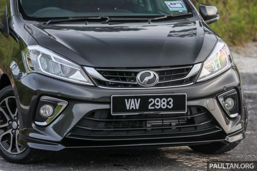 """图集:大马国民车,全新三代 Perodua Myvi 1.5 Advance 与 1.3 Premium X 实车照对比!哪一款才是您""""那杯茶""""? Image #49453"""