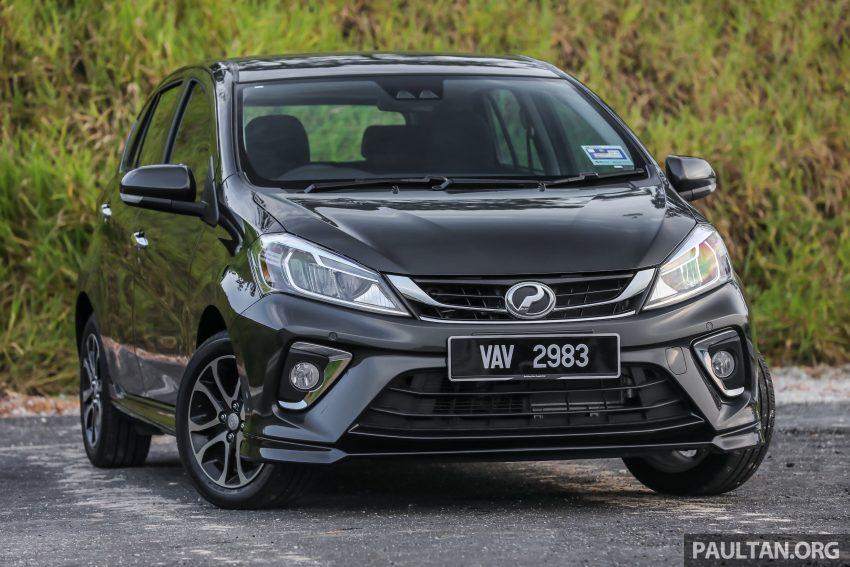"""图集:大马国民车,全新三代 Perodua Myvi 1.5 Advance 与 1.3 Premium X 实车照对比!哪一款才是您""""那杯茶""""? Image #49440"""
