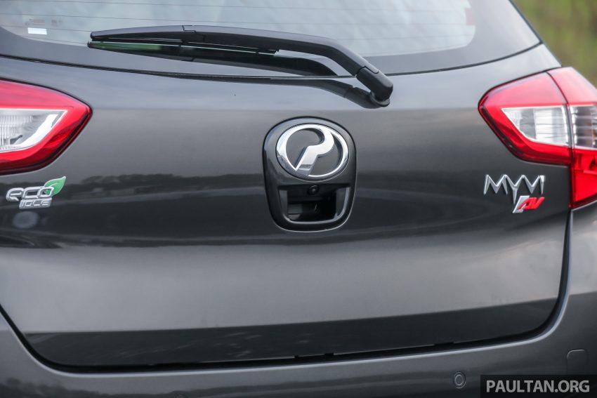 """图集:大马国民车,全新三代 Perodua Myvi 1.5 Advance 与 1.3 Premium X 实车照对比!哪一款才是您""""那杯茶""""? Image #49469"""