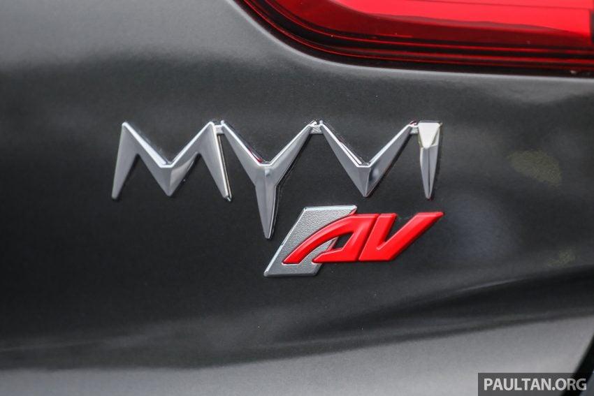 """图集:大马国民车,全新三代 Perodua Myvi 1.5 Advance 与 1.3 Premium X 实车照对比!哪一款才是您""""那杯茶""""? Image #49473"""