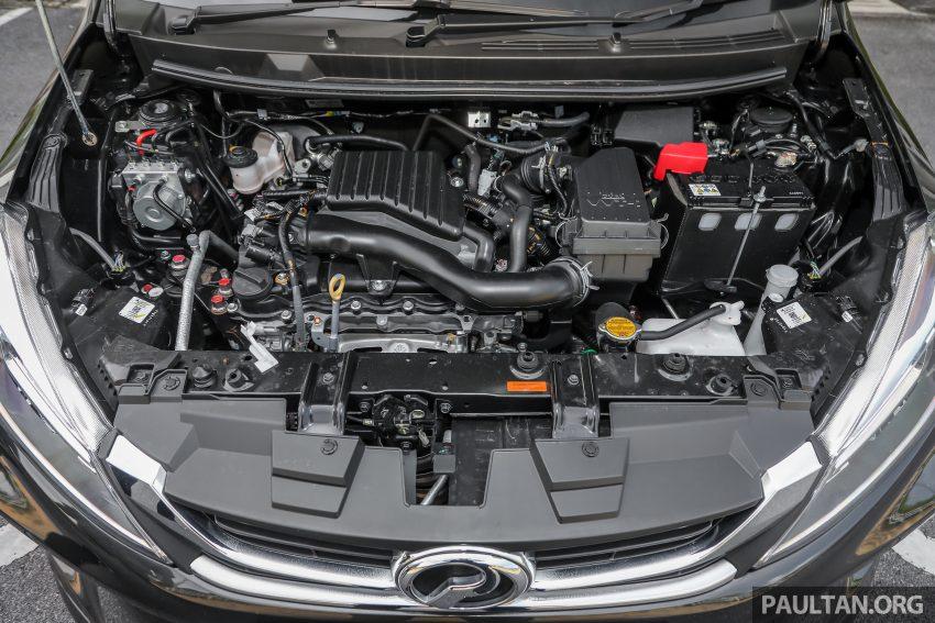 """图集:大马国民车,全新三代 Perodua Myvi 1.5 Advance 与 1.3 Premium X 实车照对比!哪一款才是您""""那杯茶""""? Image #49474"""