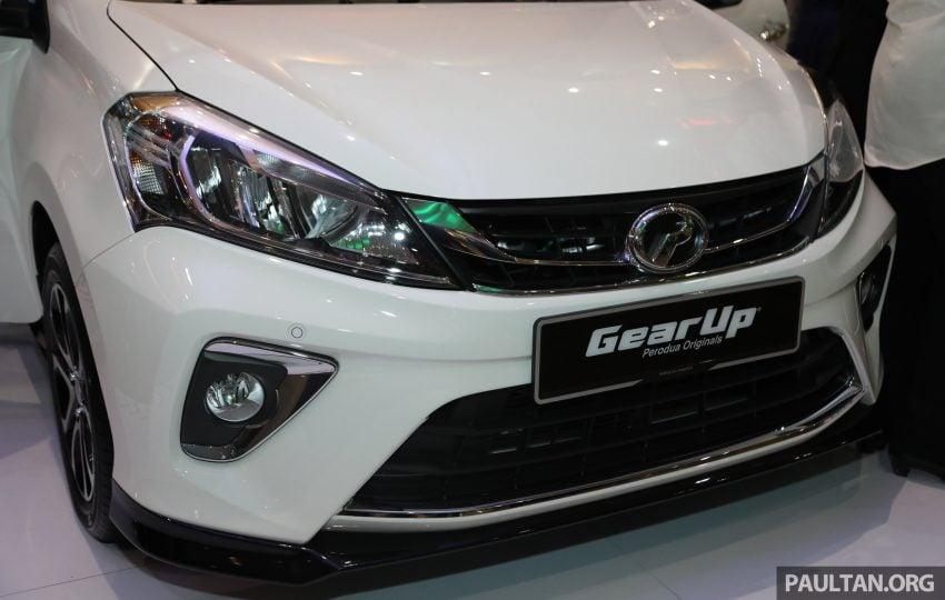 第三代 Perodua Myvi Gear Up 套件详细完整配备剖析! Image #48975